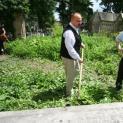Séta a Házsongárdi temetőben