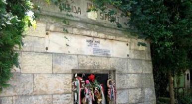 Mindszentek a Házsongárdi temetőben