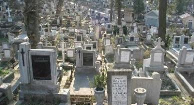 A Házsongárdi temető képekben